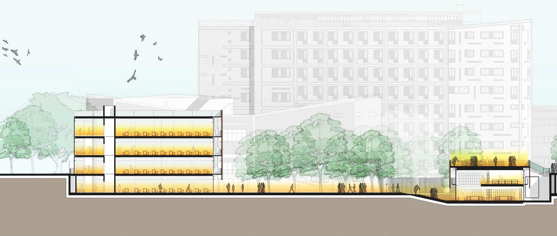 Politecnico di milano al via i lavori per il nuovo campus for Idee del piano di progetto