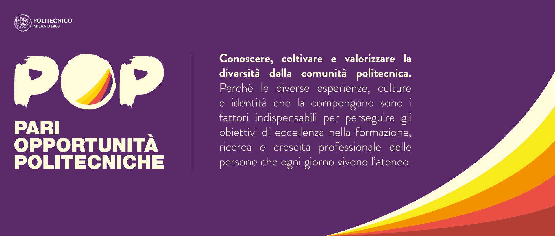 Politecnico Milano Calendario.Politecnico Di Milano Pari Opportunita Politecniche Pop