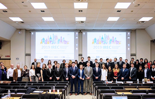 IREC - International Real Estate Challenge
