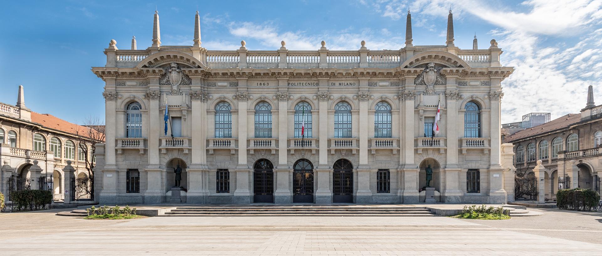 Politecnico di Milano: Home
